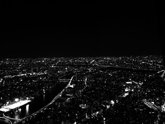 Tokyo at night (Dec 2016) (rmartini1512) Tags: amateur amateurphotography nightphotography night landscapephotography landscapecomposition landscape iphonephotography iphone7 iphone blackandwhite blackandwhitephotography bw travelphtoography travel eastasia asia japan tokyo
