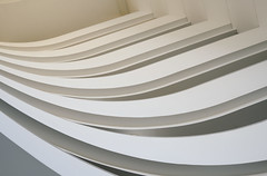 Undulating (The Green Album) Tags: undulating lines curves gentle modern contemporary architecture hotel cardiff stdavids fujifilm xt2