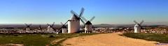 Campo de Criptana (santiagolopezpastor) Tags: espagne españa spain castilla castillalamancha mancha manchego ciudadreal provinciadeciudadreal molino molinos windmills windmill