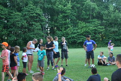 Go For the Gold! (camptannadoonah) Tags: camptannadoonah 2017 session1 summercamp nature fun outdoors camp kids birchlake campfire sparks