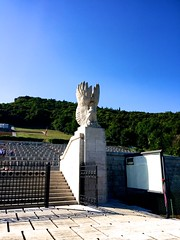 IMG_4258 (proofek) Tags: bitwa cmentarz generałanders italy klasztor montecassino wakacje włochy wspomnienia