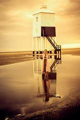 At the beach (sophie_merlo) Tags: sea sunset somerset burnham burnhamonsea beach seaside