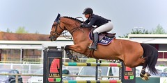 (cc) Thomas Le Floc'H (thomaslefloch) Tags: concours concoursdesautdobstacle obstacle jumpingdecabourg sautdobstacle cso calvados normandie jumping cheval saut france fra