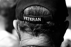 veteran (F Stop Doc) Tags: vet veteran forward march thank you served proud