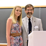 Jennie Gardner, Donald O. Hebb Award; Robert Wickesberg