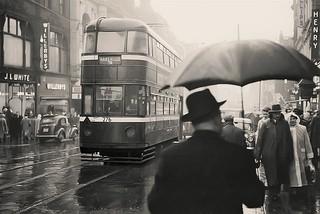 Wet day in Leeds