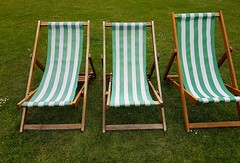 Deckchairs (oatsy40) Tags: deckchairs stripy summer relaxing