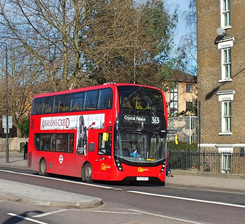 Go Ahead London Central - EH72 - YX66WHP