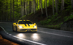 Speciale (Alex Penfold) Tags: ferrari 458 speciale yellow italy mille miglia supercars supercar super car cars 2017 mm