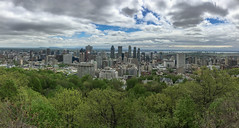 Montreal (Andy.Gocher) Tags: andygocher canada qubec montreal city cityscape clouds iphone 6s travel