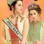 ANJALI MISS INDIA INDO WESTERN DESIGNER PARTY WEAR CATALOGUE WHOLESALE FROM SURAT thumbnail