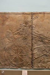 May 10: 86 Lion Hunt Reliefs (Aquafortis) Tags: art london england museums assyrian