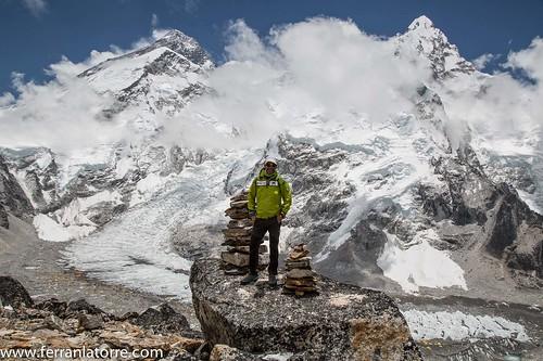 075-C1 Pumori. Everest al fons