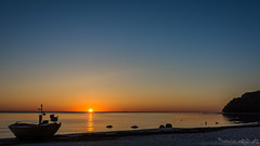 Sunrise on the island ... (Norbert Helbig) Tags: europa europe nikon d7200 germany deutschland mecklenburg vorpommern norden insel rügen island ruegen sonne sun sonnenaufgang sunrise