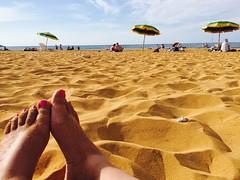 Beaching in#gozo