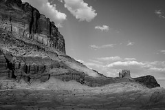 Capitol reef (pascalct) Tags: usa landscape capitolreef bw