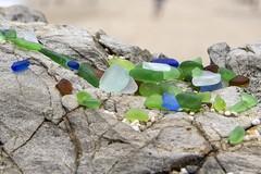 Sea Glass (lba36) Tags: macromondays chips