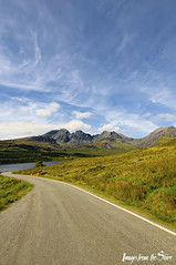 the road to Elgol (Images from the Shire) Tags: elgol isle skye scotland mountains