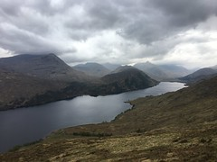 Loch Arkaig from even higher up (What I saw...) Tags: loch arkaig highlands scotland