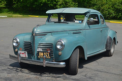 1940 Plymoth (rchrdcnnnghm) Tags: car plymouth coupe