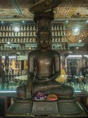 Gangaramaya Temple.
