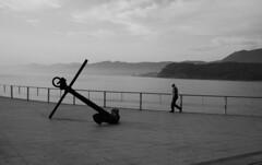 Ancora (oiZox) Tags: people streetphotography urban lastre asturia fujifilm xpro2 blackandwhite monochrome mono dof depthoffield zox orlandoimperatore