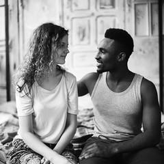 love (newmandrew_online) Tags: filmisnotdead film ishootfilm film120 filmphotografy 120mm bw 6x6 illford blackandwhite