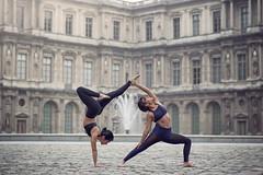 (dimitryroulland) Tags: nikon d600 paris france urban street city dance dancer yoga pilates sport performer art flexible people handstand balance