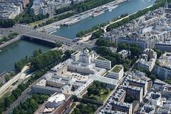 Summit @ Eiffel Tower @ Paris