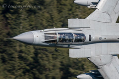 12(B) Squadron RAF Tornado GR4 (Tom Dean.) Tags: 12 squadron raf tornado gr4 mach loop wales low level fly