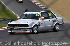 PBMW - R1 (39) David Graves comes home 4th (Collierhousehold_Motorsport) Tags: toyotires pbmw bmw productionbmw bmw320 bmw320i bmwe30 bmw318 msvr msv garyfeakinsracing gravesmotorsport