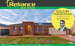 37 Clearwater Rise Parade, Truganina VIC