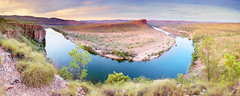 Branco's Lookout, El Questro (Louise Denton) Tags: lookout panorama branco kimberley wa westernaustralia outback remote river wilderness elquestro