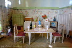 the kitchen is empty (photos4dreams) Tags: norddeutschland nordsee photos4dreams p4d photos4dreamz meer sea boot schiff seil tau rope germany deutschland freilichtmuseum molfsee museum houses häuser alte old toy toys spielsachen spielzeug ostsee eastern balticsea