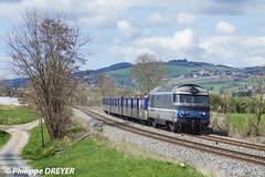 BB67373 sur TER Roanne Lyon vers Avauges (philippedreyer1) Tags: