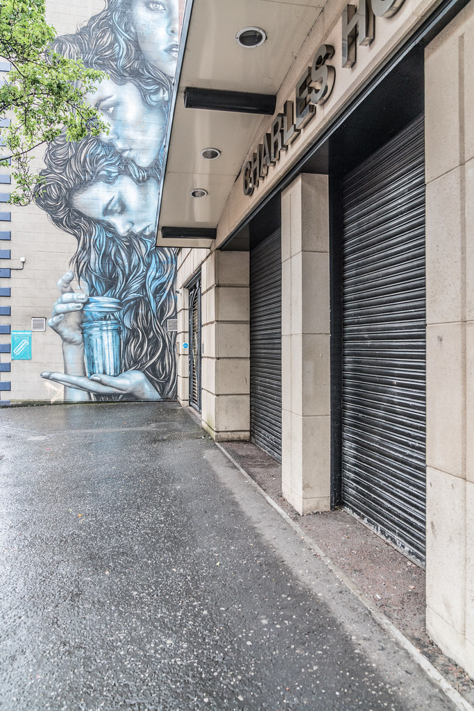 STREET ART AND GRAFFITI IN BELFAST [ANYTHING BUT THE FAMOUS MURALS]-129134