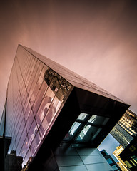 Me W (D. Welsh) Tags: architecture buildings reflection city newyork travel nikon lightroom edit art artistic