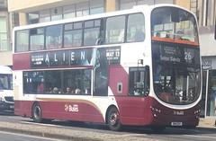 Lothian Buses 395 SN11 EEH (05.06.2017) (CYule Buses) Tags: service26 wrighteclipsegemini2 transportforedinburgh lothianbuses sn11eeh 395