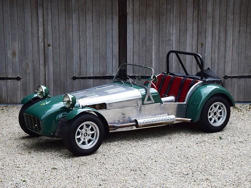 Lotus Super Seven S2 replica (1965)