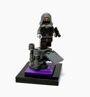 Star Wars: Bounty Hunters Sig-Fig