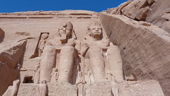 Temple of Ramesses (Rckr88) Tags: abusimbel egypt abu simbel temple ramesses templeoframesses temples hieroglyphs templeoframesseshieroglyphs statue statues mountains mountain cliff cliffs sculpture ancient ancientegypt pharoah pharoahs relic relics