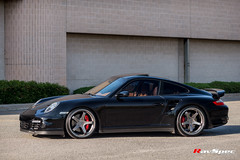 "ADVAN GT - Porsche Turbo - Hyper Racing Black • <a style=""font-size:0.8em;"" href=""http://www.flickr.com/photos/64399356@N08/35193035341/"" target=""_blank"">View on Flickr</a>"
