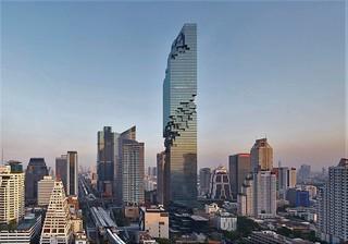Bangkok:  MahaNakhon Building (2016)