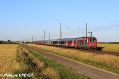 BB36012 sur train Venise Paris vers Chamblanc (philippedreyer1) Tags: