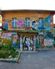 IMGP2246 (Claudio e Lucia Images around the world) Tags: metelkova mesto ljubljana lubiana murales graffiti tag streetart art street colors walls wall sigma