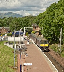 End of the Line at Balloch (Wulfruna Kid) Tags: 320312 class320 emu abellioscotrail balloch northclydeline 2017