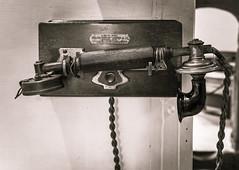 Haddon Hall (TheDavePhotoAlbum) Tags: haddon hall medieval tudor stately home bakewell derbyshire telephone