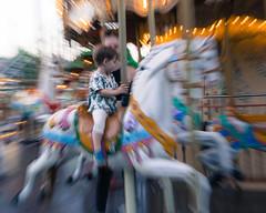 Tournez manège ! (EC2015) Tags: lanuit paris trocadéro carrousel enfant cheval
