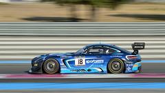 Black Falcon Mercedes-AMG GT3 (Y7Photograφ) Tags: gabriele piana abdulaziz al faisal hubert haupt black falcon mercedesamg gt3 blancpain endurance series httt castellet nikon d3200 motorsport racing race