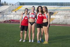 Sara Annibali, Micol Zazzarini, Alessandra Cicarè, Sofia Di Castri